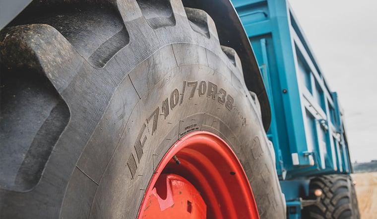 Standard-, IF- oder VF-Reifen