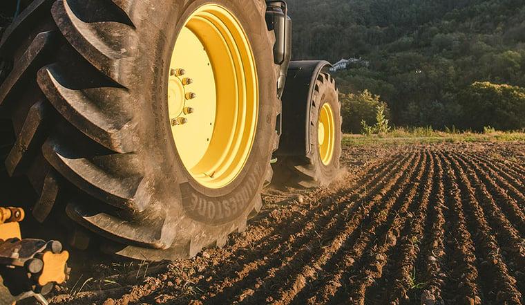 Langlebige Landwirtschaftsreifen dank optimaler Nutzung und Pflege