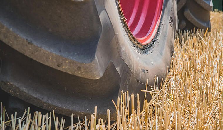 Niederdruckreifen VT-Tractor